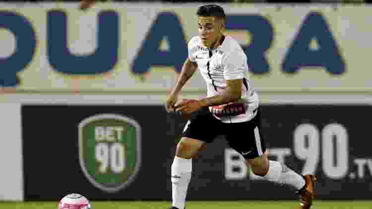 Ramonzinho se destacou com a camisa do Corinthians - Rodrigo Gazzanel/Agência Corinthians - Rodrigo Gazzanel/Agência Corinthians
