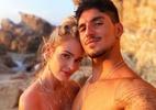 Medina e Yasmin Brunet celebram 1 ano juntos e trocam declarações de amor - Reprodução/Instagram