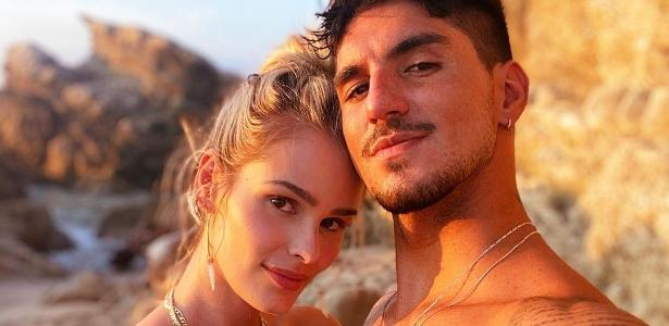 Sensitiva diz que Yasmin Brunet vai engravidar de Gabriel Medina em breve