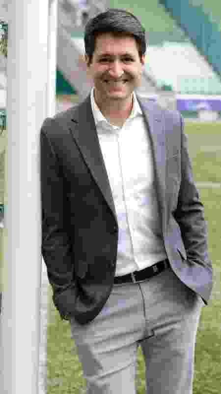 Cláudio Macedo, CEO do Allianz Parque - Edu Santana - Edu Santana