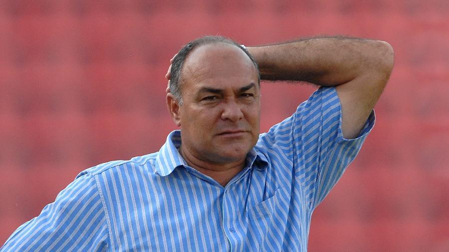 Ruy Scarpino, ex-técnico do Ituano, morreu após ser diagnosticado com o coronavírus - Divulgação/Ituano