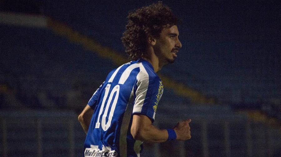 Valdívia, meia do Avaí, já teve passagem Internacional, Atlético-MG, São Paulo e Vasco - Leandro Boeira / Avaí FC