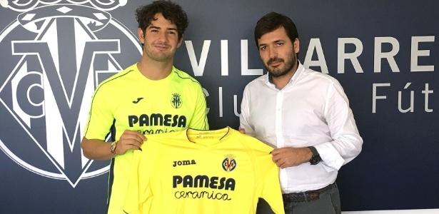 Pato deixou o Beira-Rio em 2007; hoje, está no Villarreal