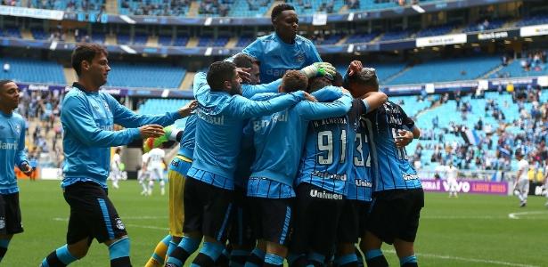 Grêmio manteve a base de 2016 e contratou três reforços até agora