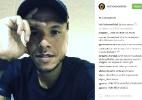 """Luis Fabiano viaja à China para tentar rescisão de contrato: """"lá vou eu"""" - Reprodução/Instagram"""