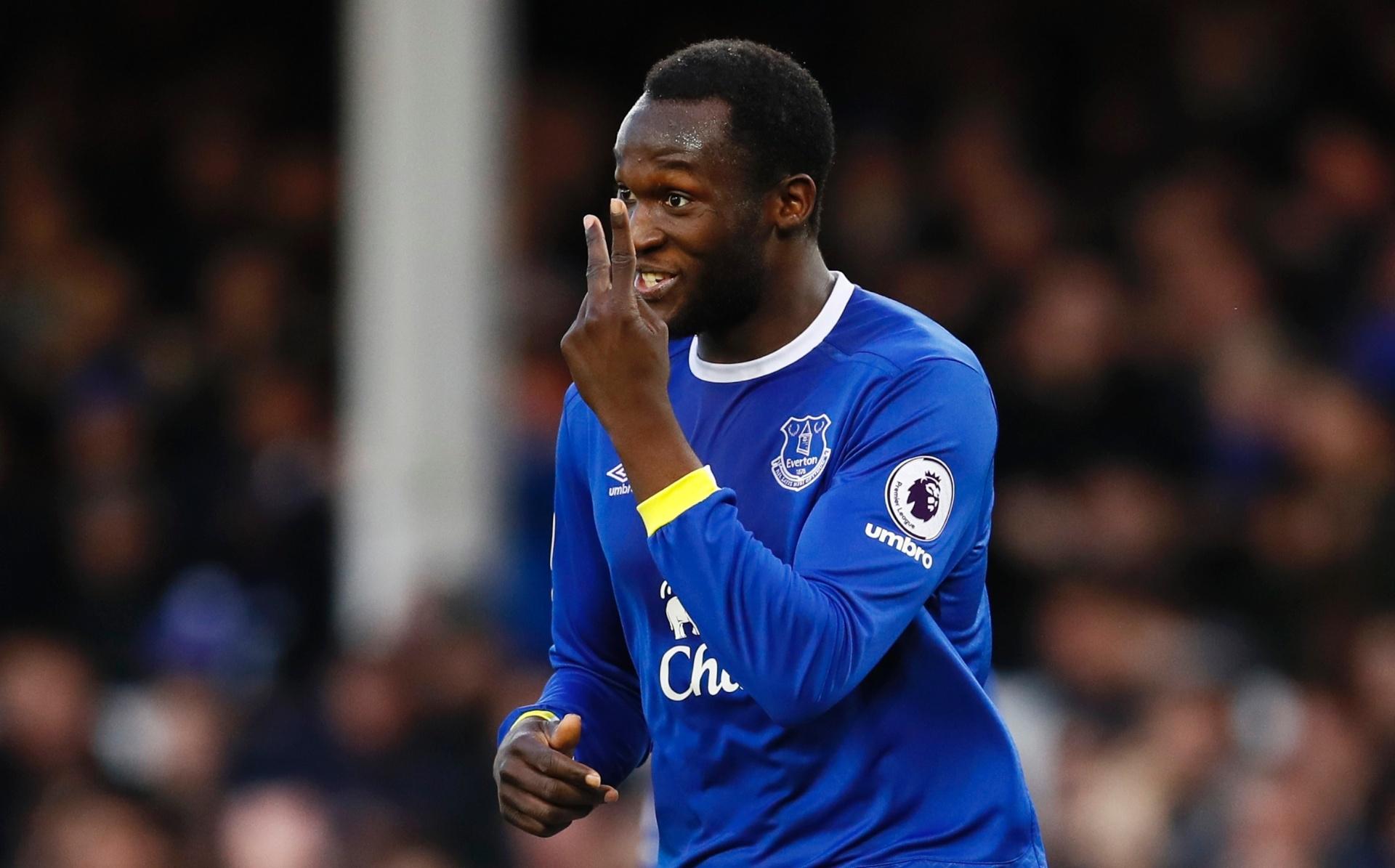 Empresário frustra Chelsea e diz que Lukaku vai renovar com o Everton -  Esporte - BOL 701da025cdbf7
