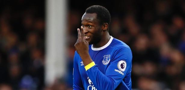 Lukaku não permanecerá no Everton na próxima temporada