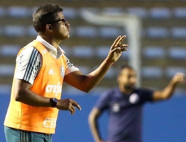 Equipe de Wesley Carvalho conquistou o título do Paulistão sub-20