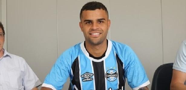 Alisson assina contrato com o Grêmio por quatro temporadas