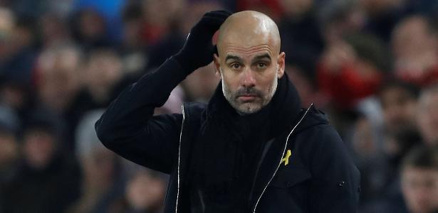 Pep Guardiola já está pensando no adversário da quarta fase da Copa da Inglaterra