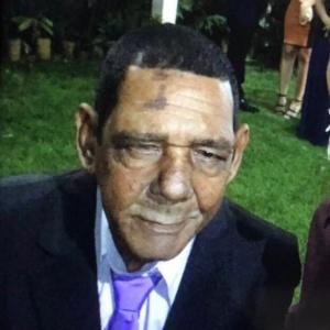 José Amaro Ferreira, pai do jogador Walter, está desaparecido