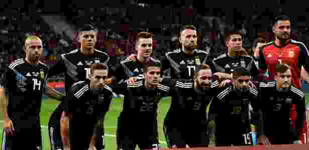 Em seu último amistoso, a Argentina acabou goleada por 6 a 1 pela Espanha - GABRIEL BOUYS/AFP
