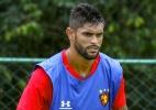 Sport confirma contratação de Luan, ex-Palmeiras e América-MG - Williams Aguiar/Sport Club do Recife