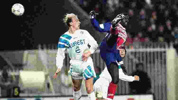 Duelo entre Olympique e PSG é o maior clássico da França atualmente - Reprodução - Reprodução