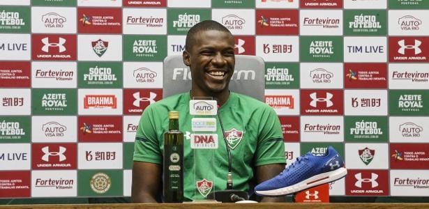 Jogo no Rio de Janeiro | Frazan comemora primeiro gol e projeta Fla-Flu