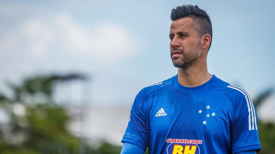 Goleiro Fábio é o único remanescente no elenco do grupo que tinha os maiores salários do Cruzeiro em 2019 - Vinnicius Silva/Cruzeiro