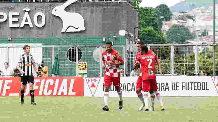 Da zona da mata, Tombense surpreendeu os grandes e ocupa a liderança do Campeonato Mineiro - Alessandra Torres/Alessandra Torres/AGIF