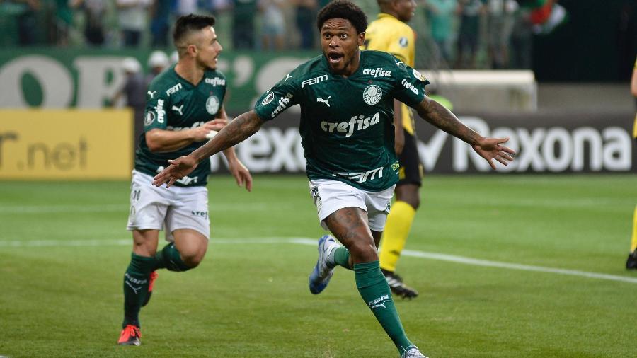 Artilheiro do Palmeiras na temporada, Luiz Adriano tem contrato até 2023. Inter também sonhou - Bruno Ulivieri/AGIF