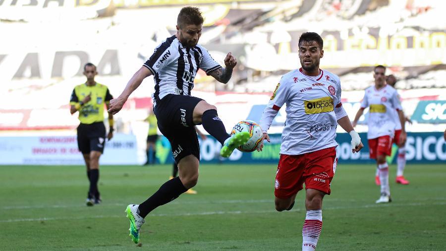 Atlético-MG e Tombense disputaram a final do Campeonato Mineiro em 2020, e o Galo levou a melhor - Bruno Cantini e Pedro Souza/Agência Galo
