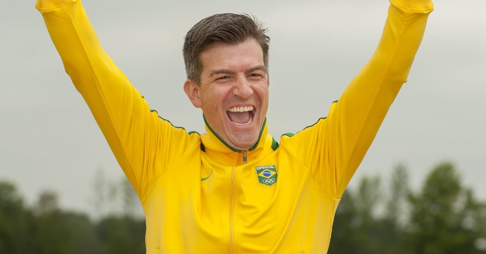 Cássio Cesar Rippel vitória na carabina deitado 50m