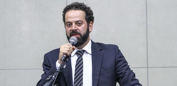 Daniel Nepomuceno se reuniu com o elenco do Atlético-MG