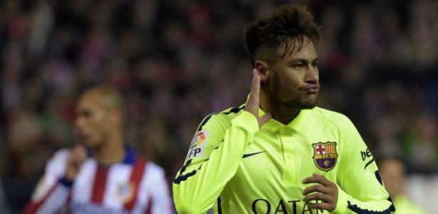 Neymar está em quarto entre os 100 esportistas mais famosos do mundo