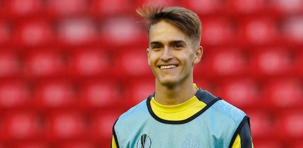 Denis Suárez, meia-atacante do Villarreal, foi formado nas categorias de base do Barcelona - Reuters / Craig Brough Livepic