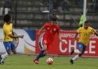 Sul-Americano Sub-20: Com um a mais, Brasil para no Chile e fica no 0 a 0
