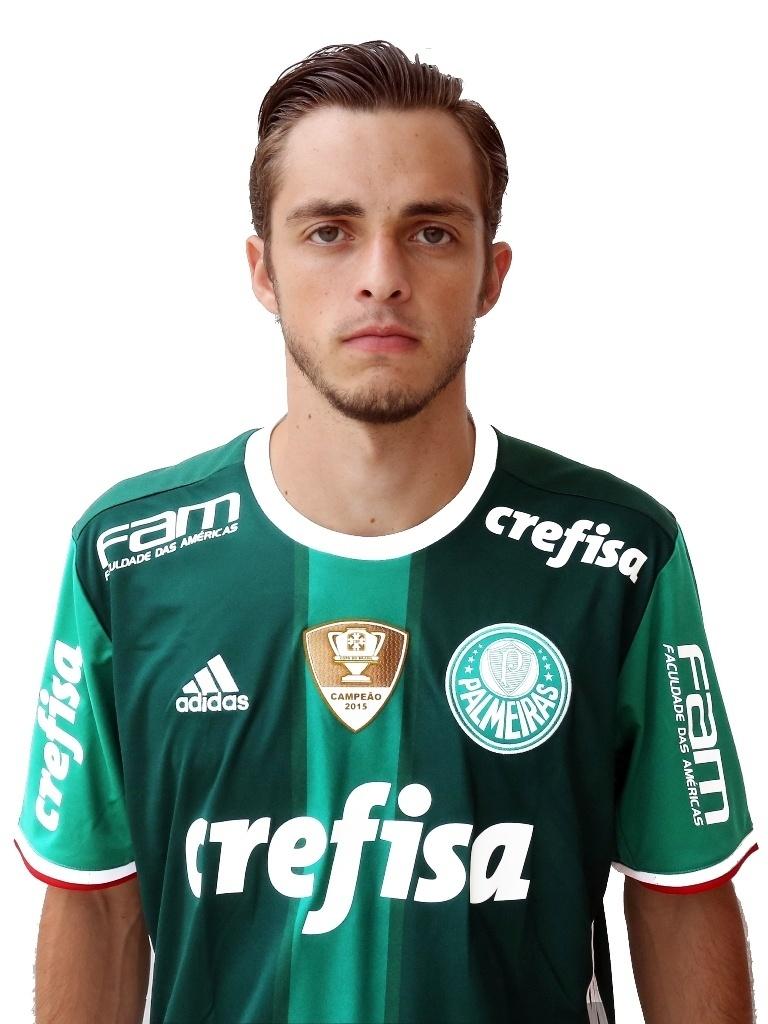 Hyoran, meia do Palmeiras
