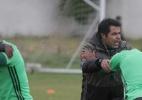 Coritiba muda planos e preparador físico comandará equipe contra o Flamengo
