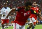 Gol aos 50 minutos do segundo tempo põe Egito na Copa após 28 anos (Foto: TAREK ABDEL HAMID/AFP)