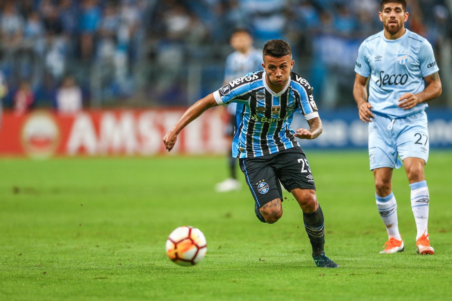 M. Henrique ganha novos elogios após 3º gol pelo Grêmio