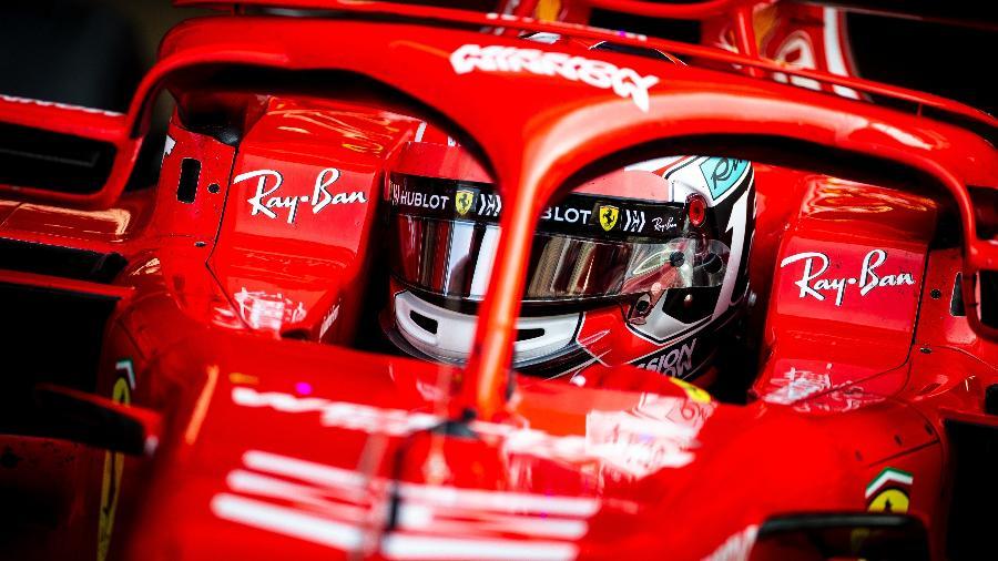 Charles Leclerc Ferrari Fórmula 1 - James Bearne/Getty Images