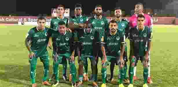 Boavista realizou amistosos em Dubai durante a pré-temporada - Eduardo Peralta / Boavista SC - Eduardo Peralta / Boavista SC
