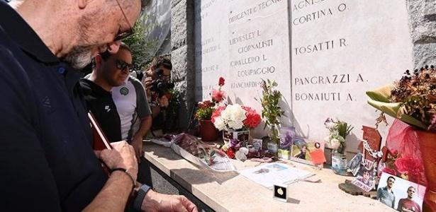 Tragédias na aviação uniram histórias de Torino e Chapecoense - @TorinoFC_1906/Twitter
