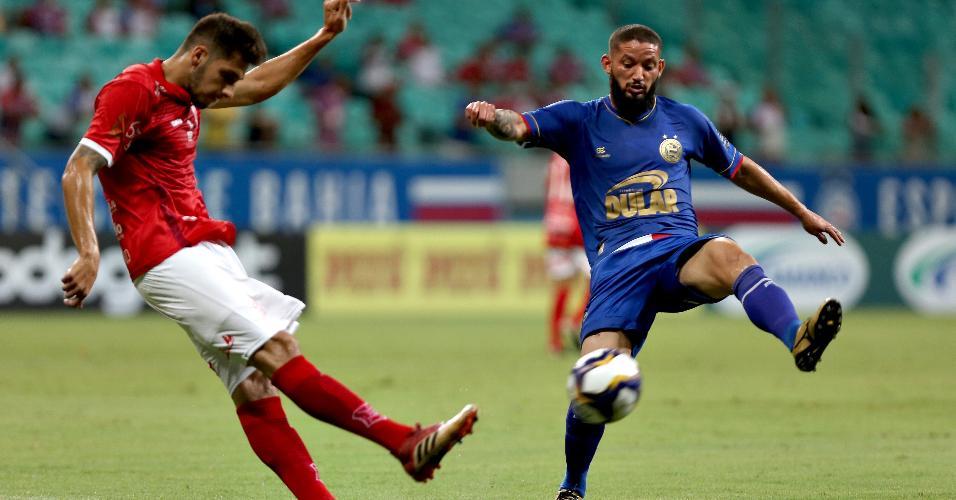 Bahia x Sergipe - Copa do Nordeste 2019