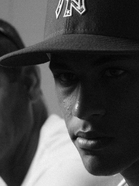 Neymar pai e Neymar Júnior em retrato de 2010 - Caio Guatelli/Folha Imagem