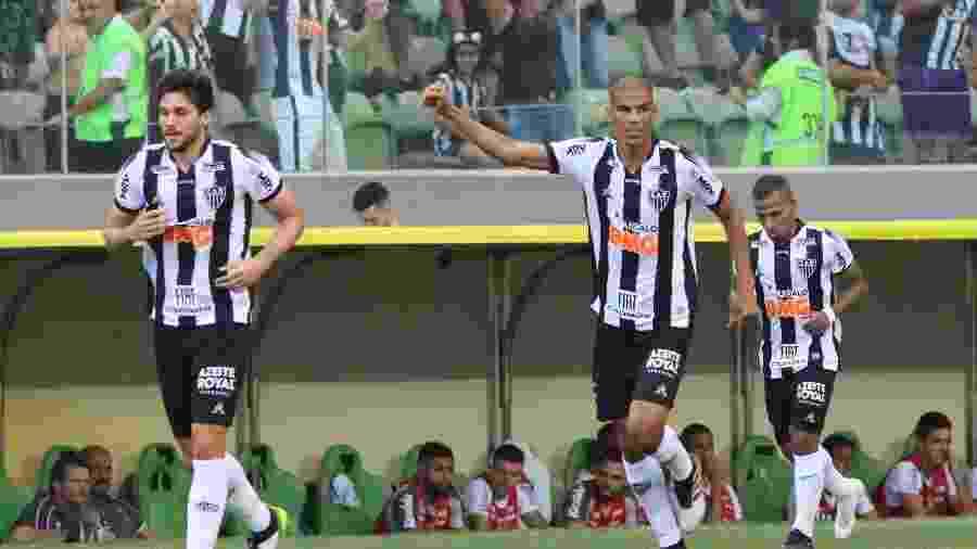Leonardo Silva marcou aposentadoria para o fim de 2019. No entanto, não descarta seguir no futebol - Fernando Moreno/AGIF