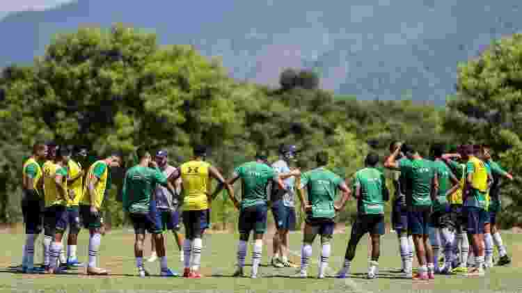 Fluminense no CT - Lucas Merçon / Fluminense F.C. - Lucas Merçon / Fluminense F.C.