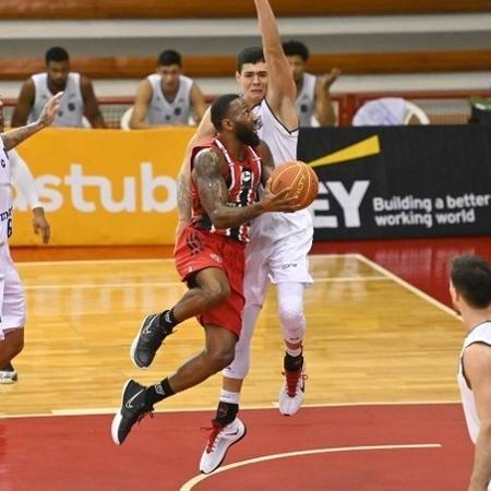 Flamengo e São Paulo fazem final da Copa Super 8 de basquete