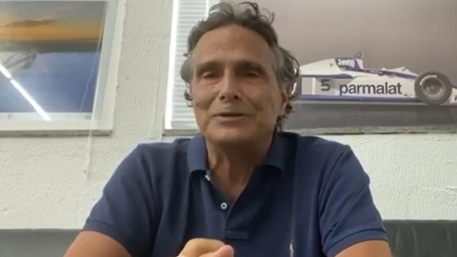 Nelson Piquet - Reprodução