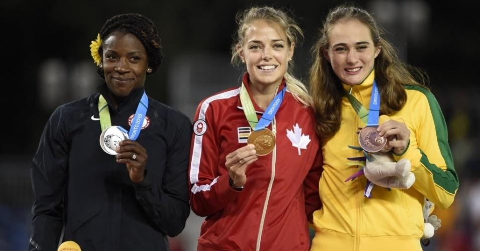 Flavia de Lima ficou com o bronze nos 800m do atletismo