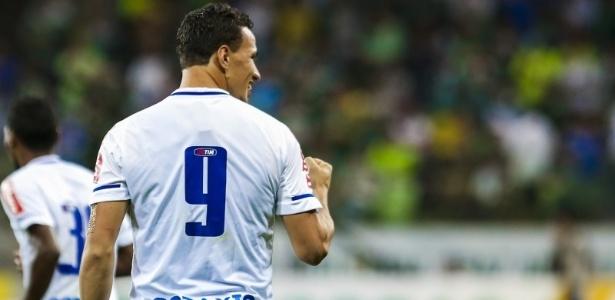 Centroavante está livre após deixar Cruzeiro e derrubar recurso do Santos - Marcello Zambrana/Light Press/Cruzeiro