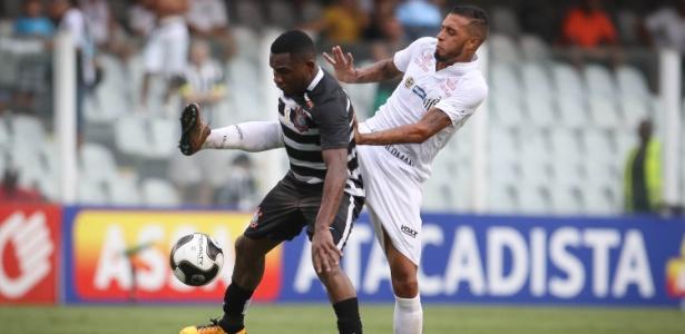 Willians, volante ex-Cruzeiro, está entre os reservas com baixa produção em 2016