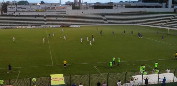 Partida (foto) entre Barueri 0 x 4 Rio Preto, pela A-3, teve interferência de apostadores