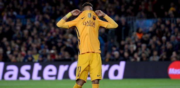 Neymar vive fase difícil no Barcelona