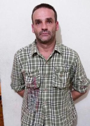 Delfim Peixoto Neto foi preso por porte ilegal de arma em Balneário Camboriú