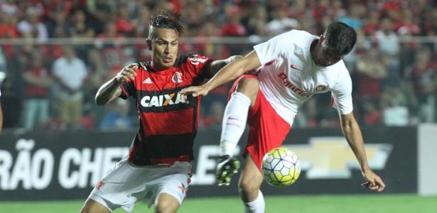 Flamengo venceu o Inter em Cariacica e teve boa impressão do estádio - Gilvan de Souza/ Flamengo