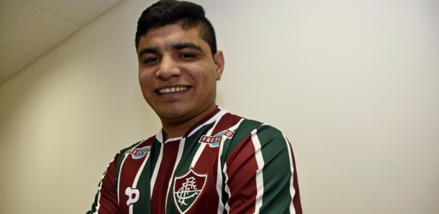 Mailson Santana/ Fluminense