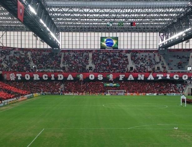 Atleticanos se mobilizaram e também farão mosaico; veja abaixo - Facebook/Os Fanáticos